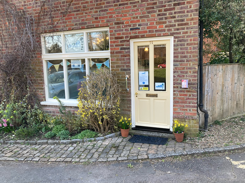 Chiltern Foot Clinic front