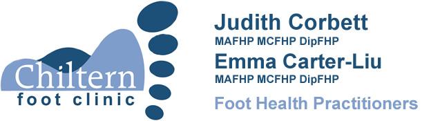 Chiltern Foot Clinic, Great Missenden, Bucks Logo